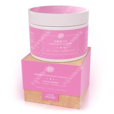 Body Boom Scrub For Pregnant Women And New Moms Peeling dla kobiet w ciąży i karmiących 200 ml