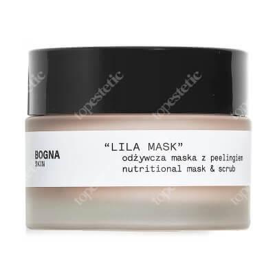 Bogna Skin Lila Mask Odżywcza maska z peelingiem 50 ml