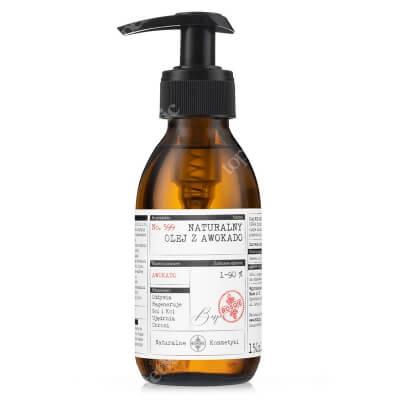 Bosqie Avocado Oil No.599 Naturalny olej z pestek Awokado 150 ml