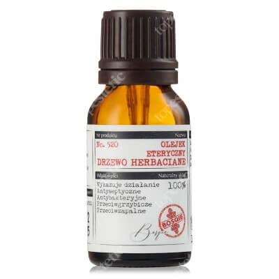 Bosqie Essential Oil No.520 Naturalny olejek eteryczny - Drzewo Herbaciane 10 ml