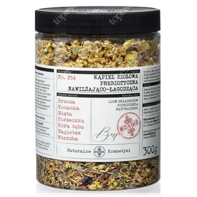Bosqie Natural Herbal Bath No.254 Naturalna kąpiel ziołowa - Nawilżająco-Łagodząca 300 g