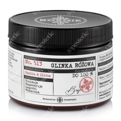 Bosqie Rose Clay No.513 Glinka różowa 150 g