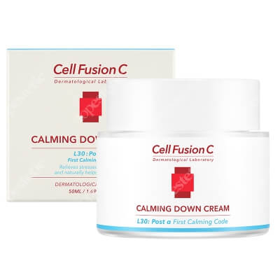 Cell Fusion C Calming Down Cream Krem łagodzący do skóry wrażliwej 50 ml