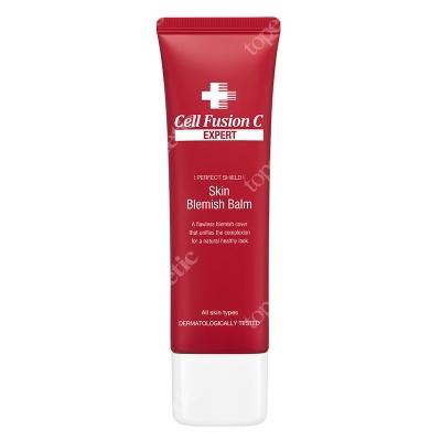 Cell Fusion C Expert Skin Blemish Balm Krem regeneruje zniszczoną skórę, łagodzi podrażnienia 50 ml
