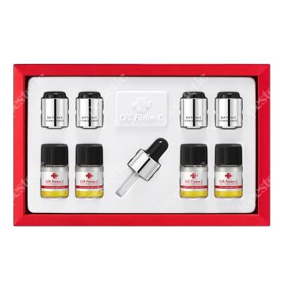 Cell Fusion C Iontosom Vitamin Ampule ZESTAW Intensywna pielęgnacja antyoksydacyjna z wit. C 4 x 0.5 g + 4 x 6 ml