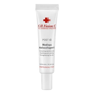 Cell Fusion C MediSpa Atelocollagen K Serum skóra alergiczna, wrażliwa i zaczerwieniona 20 ml