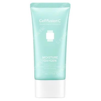 Cell Fusion C Moisture Oxygen Delikatna emulsja 80 ml