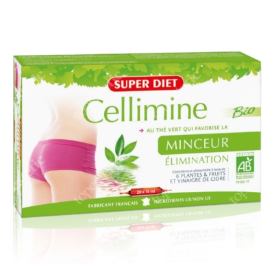 Super Diet Cellimine Slimming Wyszczuplanie 20x15 ml