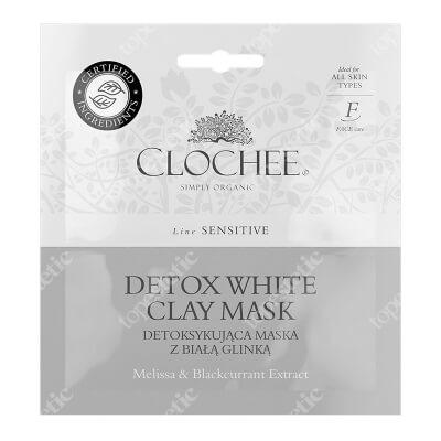 Clochee Detox White Clay Mask Detoksykująca maska z białą glinką 2x6 ml