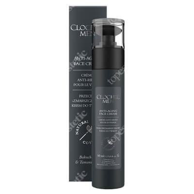 Clochee Men Anti Aging Face Cream Krem przeciwzmarszczkowy 50 ml