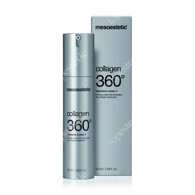 Mesoestetic Collagen 360 Intensywnie ujędrniający krem do twarzy 50 ml