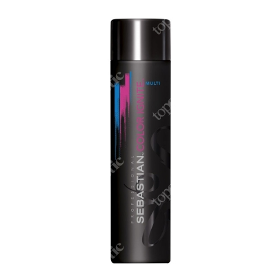 Sebastian Professional Color Ignite Multi Szampon farbowane i rozjaśniane wielotonowo 250 ml