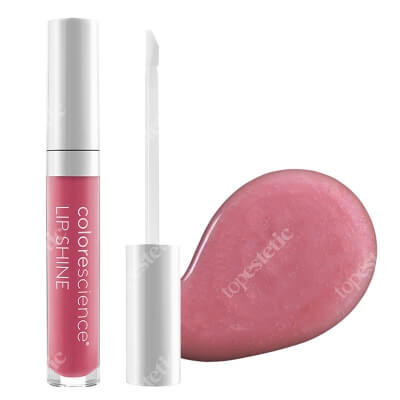 Colorescience Lip Shine Błyszczyk ochronny do ust SPF35 4 ml (kolor Pink)