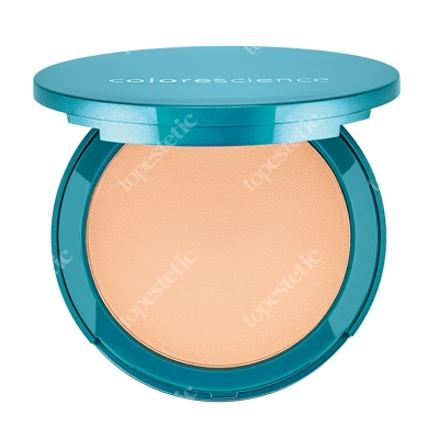 Colorescience Natural Finish Pressed Foundation SPF 20 Minerały prasowane w kompakcie kolor Medium Sunlight 12 g