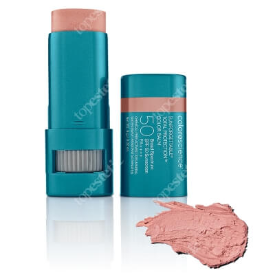 Colorescience Sunforgettable Total Protection Color Balm Balsam do ust oraz policzków SPF50 (kolor Blush) 9 g