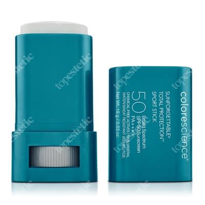Colorescience Total Protection Sport Stick Ochrona przeciw słoneczna w sztyfcie SPF50 18g