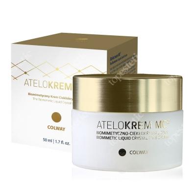 Colway Atelokrem MC2 Biomimetyczny krem ciekłokrystaliczny 50 ml