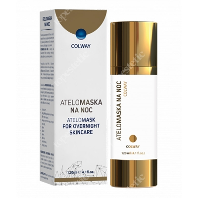 Colway Atelomask For Overnight Skincare Atelomaska na noc 120 ml