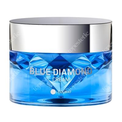 Colway Blue Diamond Krem niebieski diament 50 ml