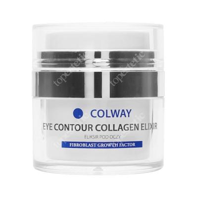 Colway Eye Contour Collagen Elixir Eliksir pod oczy 15 ml