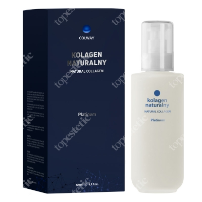 Colway Platinum Natural Collagen Kolagen Naturalny 200 ml
