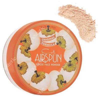 Coty Airspun Loose Face Powder - Honey Beige Puder matujący sypki (kolor Honey Beige) 65 g