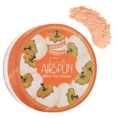 Coty Airspun Loose Face Powder - Suntan Puder matujący sypki (kolor Suntan) 65 g