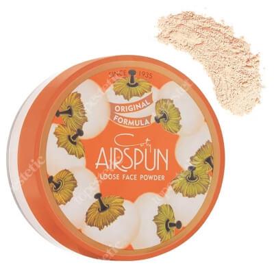 Coty Airspun Loose Face Powder - Translucent Puder matujący sypki (kolor translucent) 65 g
