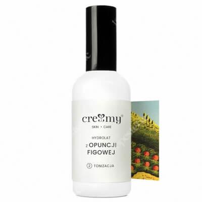 Creamy Hydrolat z Opuncji Figowej Tonizuje, działa przeciwzapalnie 100 ml