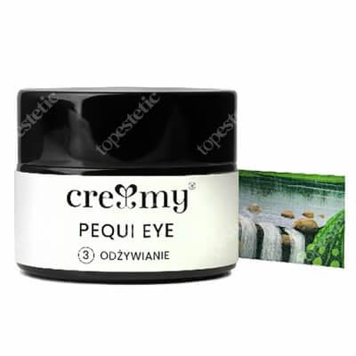 Creamy Pequi Eye Rewitalizująco - regerujący krem pod oczy 15 g