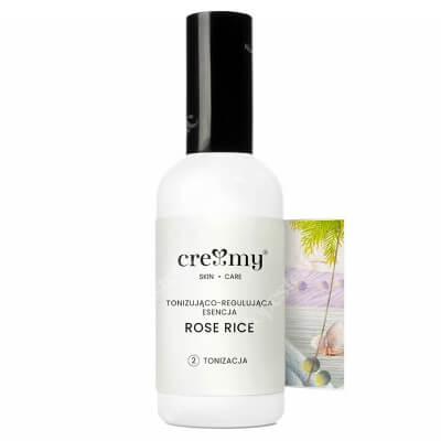 Creamy Rose Rice Tonizująco-regulująca esencja 100 ml