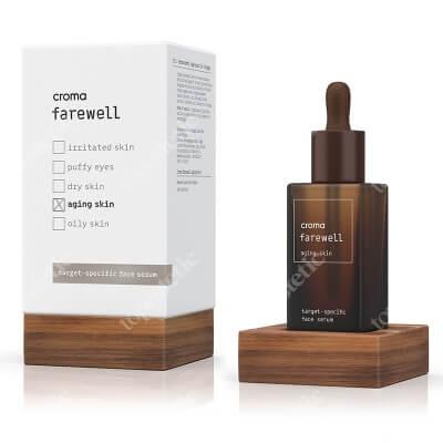 Croma Farewell Aging Skin Serum przeznaczone dla skóry dojrzałej 30 ml