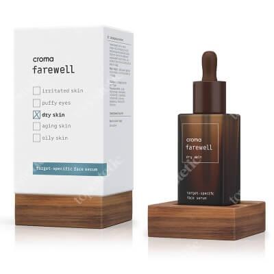 Croma Farewell Dry Skin Serum przeznaczone dla skóry suchej 30 ml