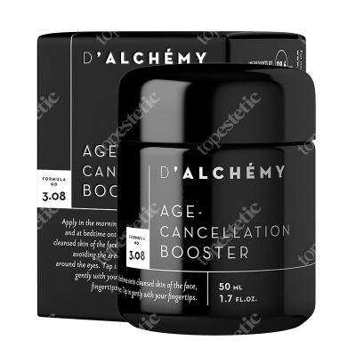 Dalchemy Age-Cancellation Booster Przeciwzmarszczkowy lotion do cery tłustej i mieszanej 50 ml
