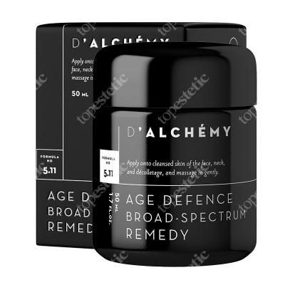 dalchemy Age Defence Broad-Spectrum Remedy Krem na zmiany hormonalne i przebarwienia 50 ml