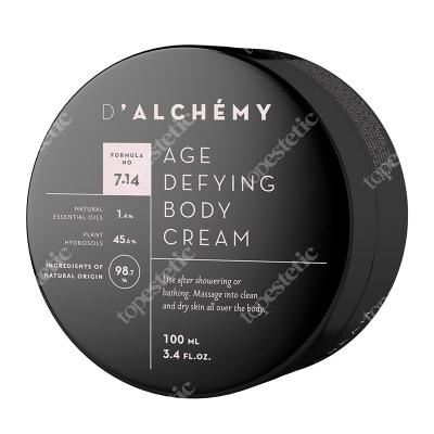 Dalchemy Age Defying Body Cream Przeciwstarzeniowy krem do ciała 100 ml