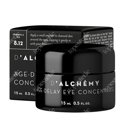 dalchemy Age-delay Eye Concentrate Koncentrat pod oczy niwelujący oznaki starzenia 15 ml