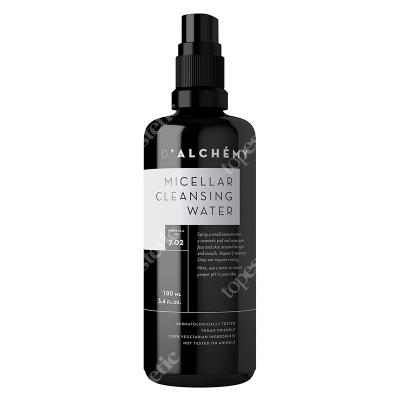 Dalchemy Micellar Cleansing Water Woda micelarna do demakijażu twarzy, oczu i ust 100 ml
