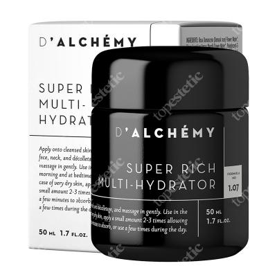 Dalchemy Super Rich Multi-Hydrator Bogaty krem do cery przewlekle suchej 50 ml
