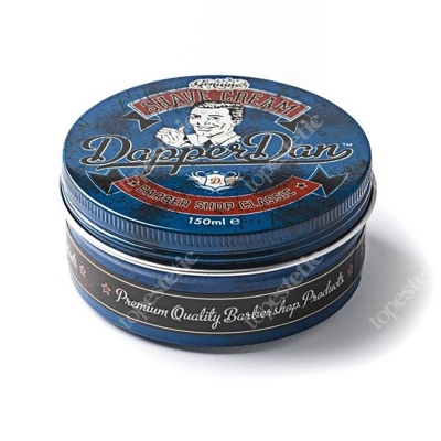 Dapper Dan Shave Cream Mydło do golenia 150 ml