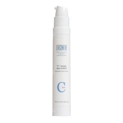 DCL C Scape Eye Cream Ochronny krem wzbogacony o witaminęC 15 ml