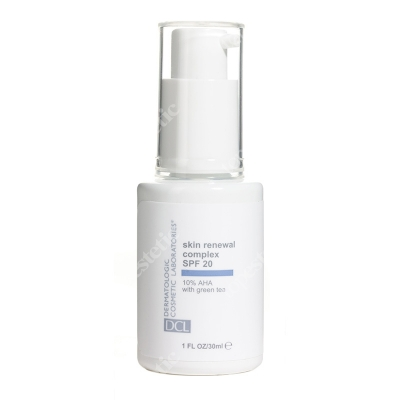 DCL Skin Renewal Complex SPF20 Terapia eksfoliująca i przeciwrodnikowa na dzień 30 ml