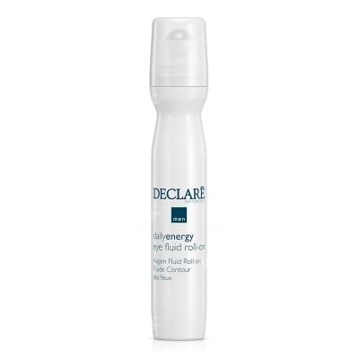 Declare Men Daily Energy Eye Fluid Roll-on Men Chłodzący żel pod oczy 15 ml