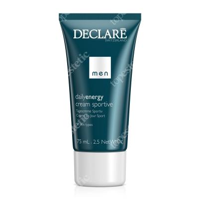 Declare Daily Energy Cream Sportive Men Sport Krem do twarzy na dzień dla mężczyzn 75 ml