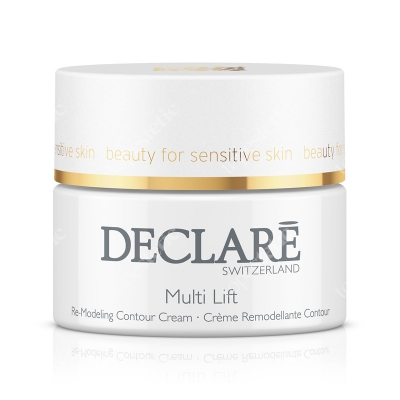 Declare Multi Lift Re-Modeling Contour Cream Krem napinający kontury twarzy 50 ml