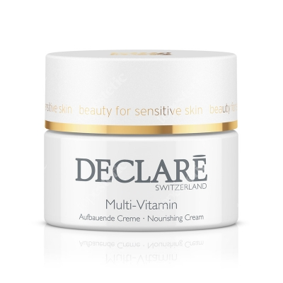 Declare Nourishing Multi-Vitamin Cream Krem odżywczy multiwitaminowy 50 ml