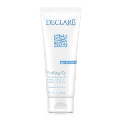 Declare Purifying Cleansing Gel Oczyszczający żel do mycia twarzy 200 ml