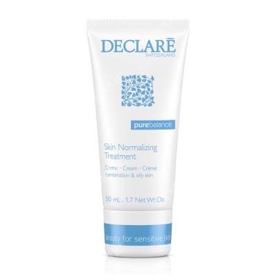 Declare Skin Normalizing Treatment Cream Krem normalizujący do skóry mieszanej i tłustej 50 ml