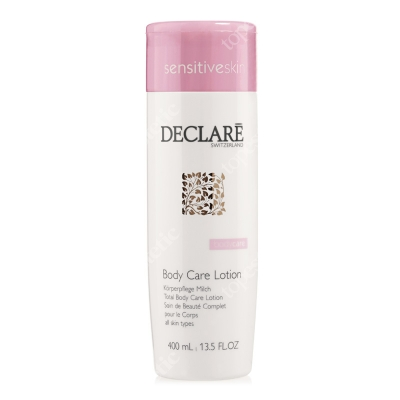 Declare Total Body Care Lotion Balsam do ciała 400 ml