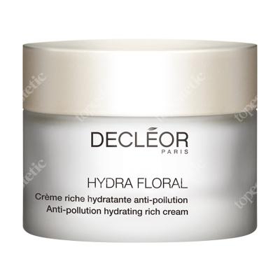 Decleor Anti Pollution Hydrating Rich Cream Bogaty krem przeciw smogowy 50 ml